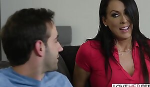 LoveHerFeet - My Stepson Takes Me Be required of The Ride Of My Life