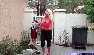 Naughty milf (alura jenson) with bigtits take in rub-down the money lasting mov-03