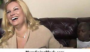Interracial Milf Intercourse - hardcore 5