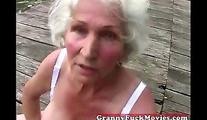 Research this dirty grandma