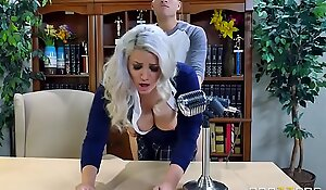 Brazzers - (Alix Lovell) - Big Titties At one's fingertips Motor coach