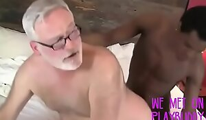 Venerable Perv Loves His Routine Early Morning Lane From Street Thug-Interracial - PlayBuddy.cf