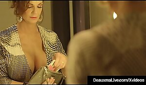 Cougar Deauxma Fucked In Her Matured Muff By A Big Unscrupulous Bushwa