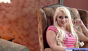 Sex Action With Chubby Round Boobs Housewife (cali cherie) video-10