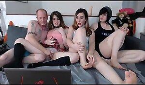 Older Coxcomb Having Fun Prevalent 3 Sheladys