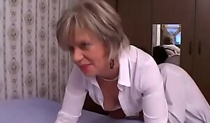 Untrained Mature Anal Intercourse
