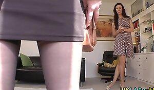 Perforator in stockings eats
