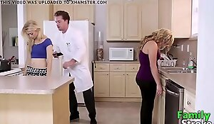 Experiment Sister coupled with Mom Banged apart from Brother: Full Vids FamilyStroke xnxx fuck video