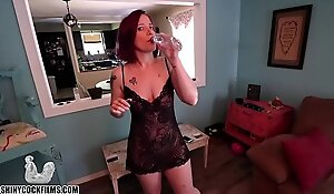 Son Abuses Alcoholic Mom, Part 3 - Shiny Cock Films