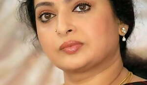 South Indian actress Seetha peel leaked- sema katta