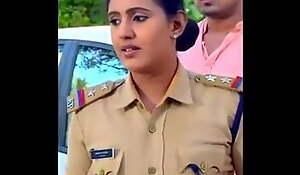 Desi Indian Police Officer, Big Ass! (TV Actress)
