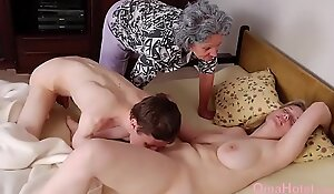 OmaHoteL Grannies And Of age Toys Compilation