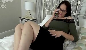 Mama Admits Will not hear be required of Sexual Aid be required of about Will not hear be required of Foetus - MILF, Confessions, Masturbation - Christina Sapphire