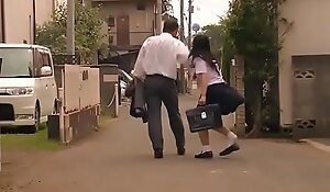 Jealousy of the Father Unconforming Old man HD Porn Flick   x264