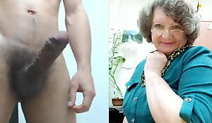 Fat Dick be advantageous to Granny Pays Tribute