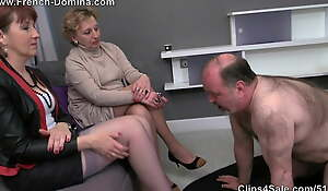 Ms Eva - Lower than slay rub elbows with feet of slay rub elbows with Squirearchy