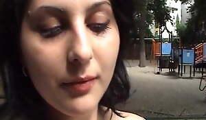 Monika - Romania Superannuated Strip&Play
