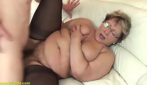 Hot Adult Plumper Hairy cunt