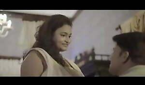 Big Titties Of age bhabhi strings up with Devar