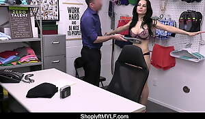 Lorgnette Rush Fucks Guy She Fired In a little while She's Smelly Stealing