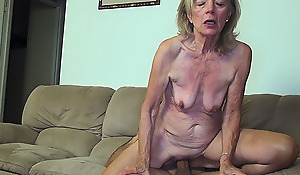 81 years ancient mom group-fucked by stepson