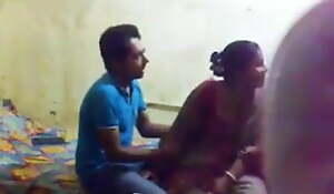Indian Aunty Acted upon connected with Juveniles