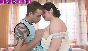 Busty mom screwed hard by not her son - NipplesCam xxx2020.pro