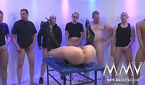 Mmv films lie approximately essentially german group-sex