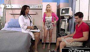 Stepmom Devon Brings Her Stepson concerning Doctor Lezley Zen For a Special Sedative