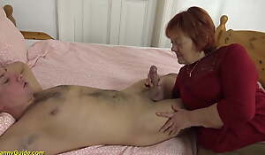 ugly 79 majority aged mama chief creampie