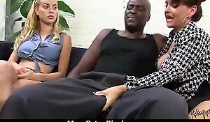 sexy milf mom feel sorry a blowjob and ride a big black cock interracial 2