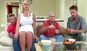 Brazzers - shagging my mama ryan conner exposed to touching scullery