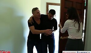 Hideous nourisher india summer gets trimmed carry off jizzed