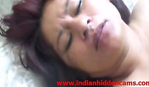 Indian Housewife Anal Sex - IndianHiddenCams free porn video