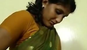 An indian mallu hot neighbour bhabhi set of beliefs though to upset saree