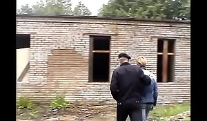 Grandpa fucks with the addition of acquires fucked by twink fro abandoned building