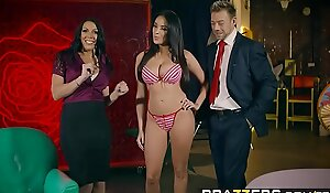 Brazzers - Brazzers Exxtra -  You Can Voice On Me chapter starring Anissa Kate, Rachel Starr and Erik