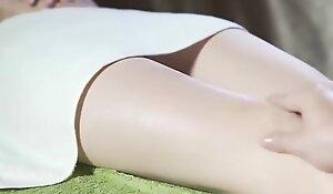 Asian Beautiful Girl Getting Oil Massage really amazing - hott9 xxx fuck movie