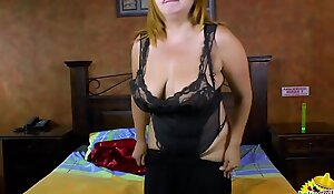 LatinChili Busty Adult Karina Solo Misapply