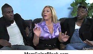Amazing interracial sex Black cock increased by Sex-crazed MILF 6