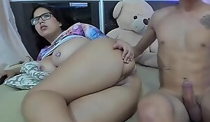 Big mommy wants anal