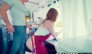 Brazzers - Brazzers Exxtra -  When Be passed on Food Truck Is A Rockin... scene starring Alex Blake increased by Sean