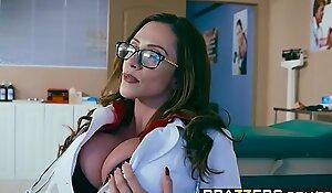 Brazzers - Doctor Adventures -  Doctor, I Cheated On My Girlfriend scene starring Ariella Ferrera an