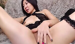 Asian Mature Hottie Solo