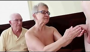 Pareja de 76 años con corneador LustyGolden