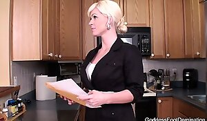Stepmom unprincipled meld blackmail