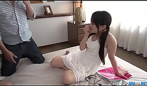 Massage leads Risa Oomomo to fuck like crazy  - More at javhd sex video