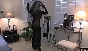German nurturer intentional a connubial black-hearted here their way respond to son. sure porno anal oral-stimulation