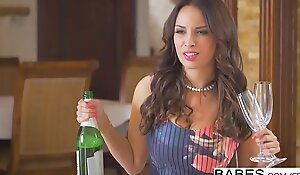 Babes - step mama lessons - (anissa kate, violette pink) - stripped nuptials