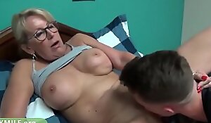 Story Time With Milf